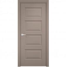 Дверь эмалит Verda Орлеан 3 софт мокко