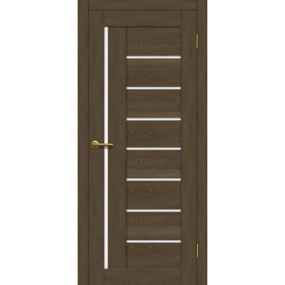 Дверь Motadoor Экошпон Афина ДГ дуб патина