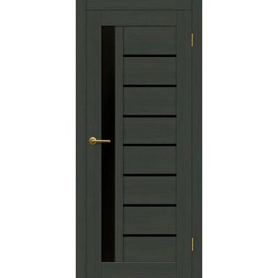 Дверь Motadoor Экошпон Афина ДО(Ч) грей