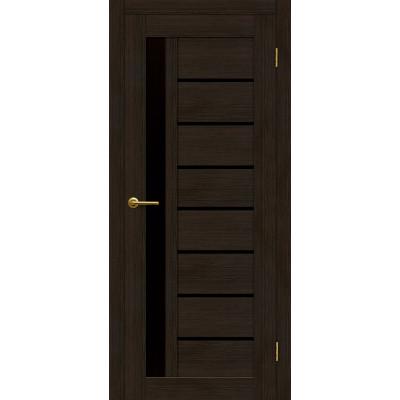 Дверь Motadoor Экошпон Афина ДО(Ч) палисандер