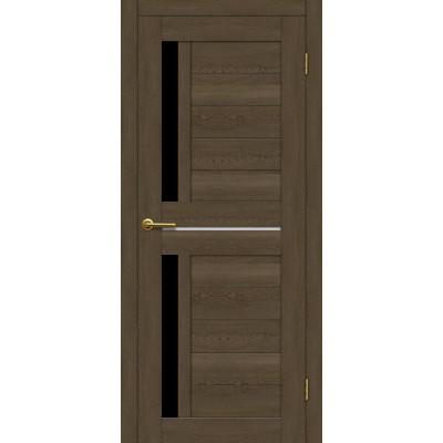 Дверь Motadoor Экошпон Фиона ДО(Ч) дуб патина