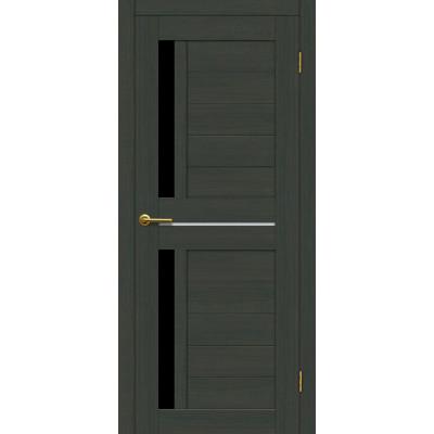 Дверь Motadoor Экошпон Фиона ДО(Ч) грей