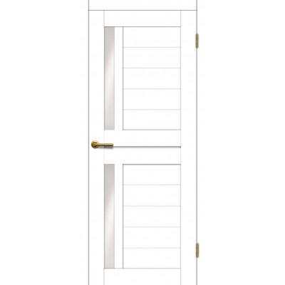 Дверь Motadoor Экошпон Фиона ДО матовый белый