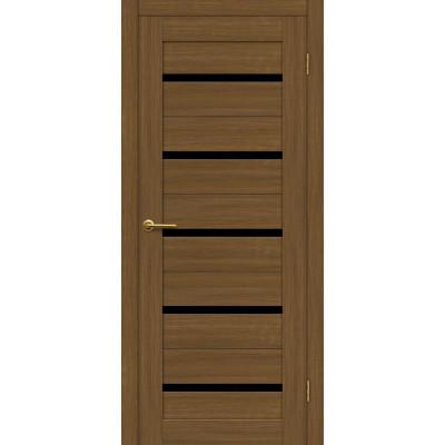 Дверь Motadoor Экошпон Фортуна ДО(Ч) античный кедр