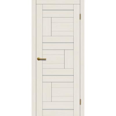 Дверь Motadoor Экошпон Лагуна ДГ белое дерево