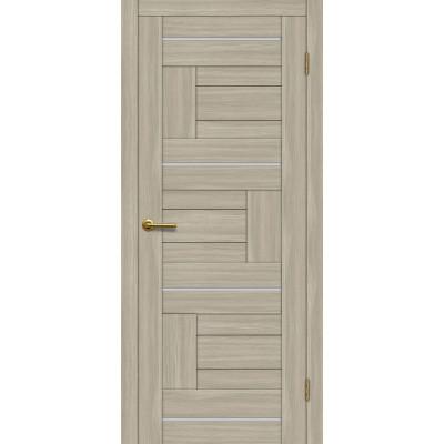 Дверь Motadoor Экошпон Лагуна ДГ дымчатый дуб