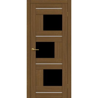 Дверь Motadoor Экошпон Лагуна ДО(Ч) античный кедр