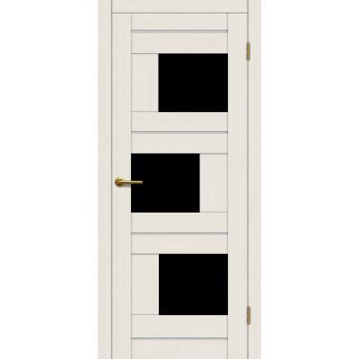 Дверь Motadoor Экошпон Лагуна ДО(Ч) белое дерево