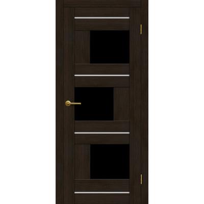 Дверь Motadoor Экошпон Лагуна ДО(Ч) палисандр
