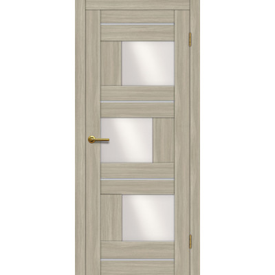 Дверь Motadoor Экошпон Лагуна ДО дымчатый дуб