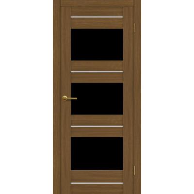 Дверь Motadoor Экошпон Мурена ДО(Ч) античный кедр
