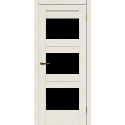 Дверь Motadoor Экошпон Мурена ДО(Ч) белое дерево