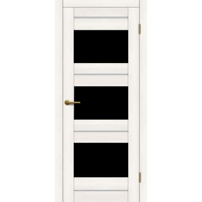 Дверь Motadoor Экошпон Мурена ДО(Ч) дуб белый