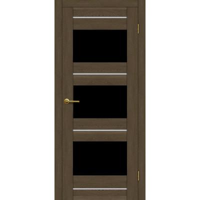 Дверь Motadoor Экошпон Мурена ДО(Ч) дуб патина
