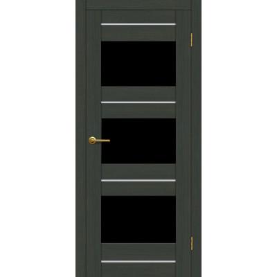 Дверь Motadoor Экошпон Мурена ДО(Ч) грей