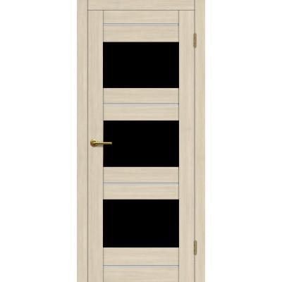 Дверь Motadoor Экошпон Мурена ДО(Ч) капучино