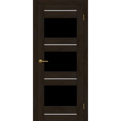 Дверь Motadoor Экошпон Мурена ДО(Ч) палисандр