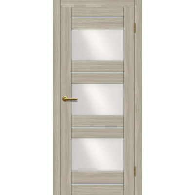 Дверь Motadoor Экошпон Мурена ДО дымчатый дуб