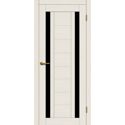 Дверь Motadoor Экошпон X2 ДО(Ч) белое дерево