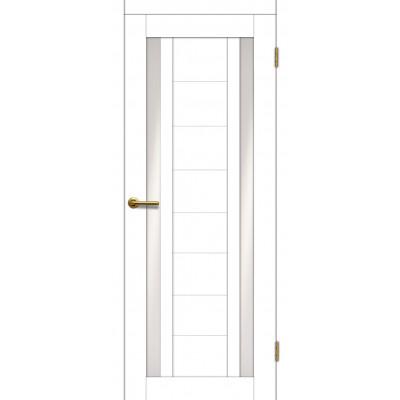 Дверь Motadoor Экошпон X2 ДО матовый белый