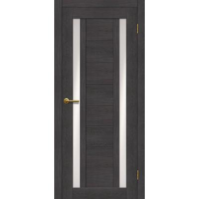 Дверь Motadoor Экошпон X2 ДО венге пепельный