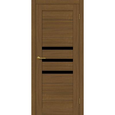Дверь Motadoor Экошпон X3 ДО(Ч) античный кедр