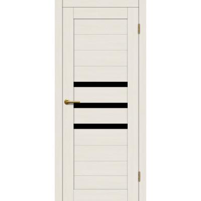 Дверь Motadoor Экошпон X3 ДО(Ч) белое дерево