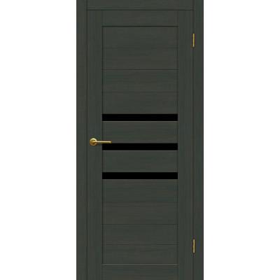 Дверь Motadoor Экошпон X3 ДО(Ч) грей