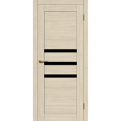 Дверь Motadoor Экошпон X3 ДО(Ч) капучино