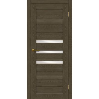 Дверь Motadoor Экошпон X3 ДО дуб патина