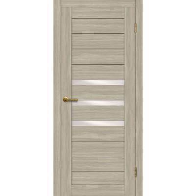 Дверь Motadoor Экошпон X3 ДО дымчатый дуб