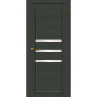 Дверь Motadoor Экошпон X3 ДО грей