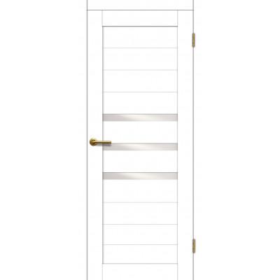Дверь Motadoor Экошпон X3 ДО матовый белый