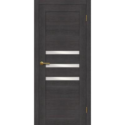 Дверь Motadoor Экошпон X3 ДО венге пепельный
