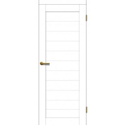 Дверь Motadoor Экошпон X матовый белый