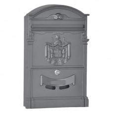 Почтовый ящик для частного дома LB черный